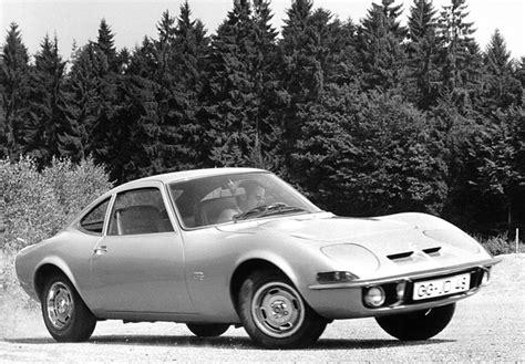 Opel Gt 1968–73 Wallpapers