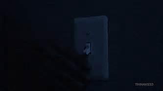 useless light switch turns   immediately