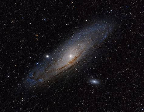 M31, The Andromeda Galaxy  Astrodoc Astrophotography By