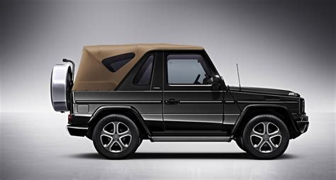 Mercedes G Class Cabriolet by Mercedes G Class Cabriolet Edition 200