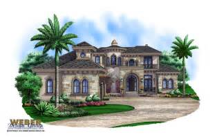covered porch house plans mediterranean home plan di amoroso home plan