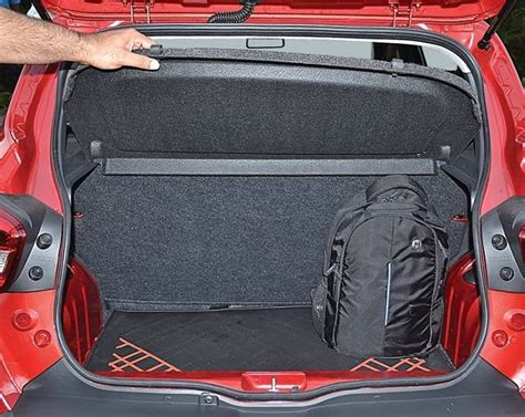 renault kwid boot space renault kwid is a hatchback in the guise of an suv