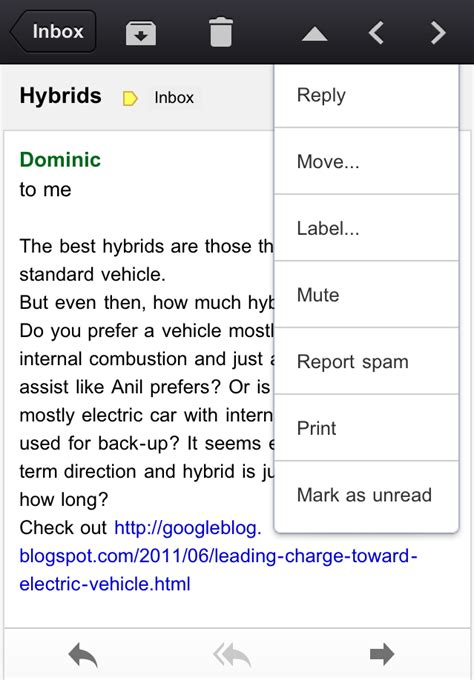 Type Resume On Iphone by Gmail Para Iphone Y Ipod Touch Actualizada Poderpda