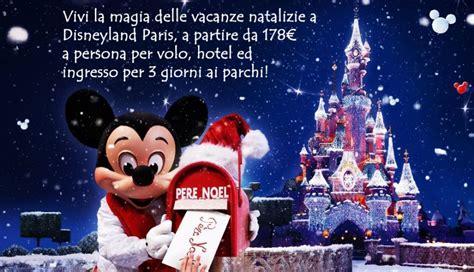 Volo Hotel Ingresso Disneyland - tptour vacanze di natale a disneyland a partire da