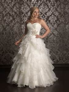 american plus size bride allure women spring 2013 bridal With plus dresses for weddings