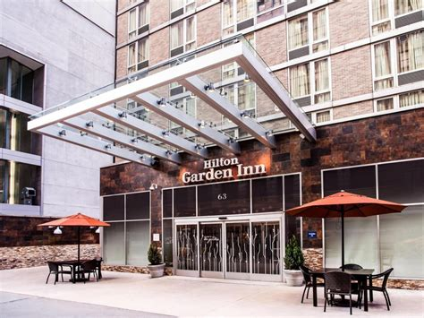 Hilton Garden Inn New York West 35th Street In New York