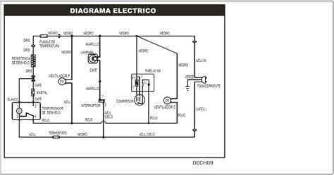 solucionado circuito electrico de refrigeracion domestica yoreparo