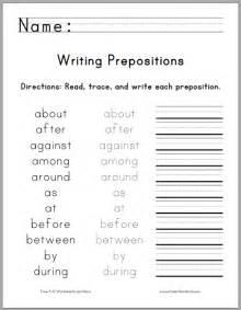 Free Printable 1st Grade Writing Worksheets