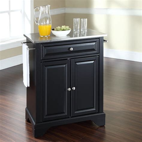 crosley kitchen islands shop crosley furniture black craftsman kitchen island at 3030