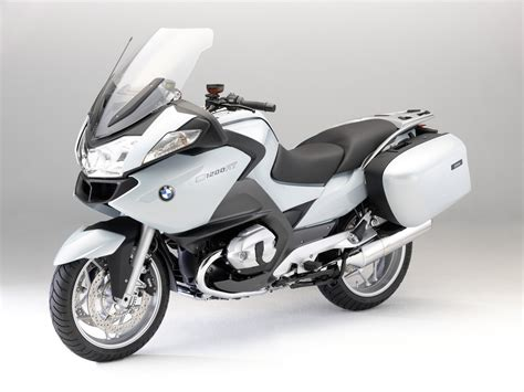 moto routière confortable 2012 bmw r1200rt top speed