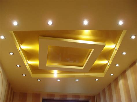 chambre artisanat plafond placoplatre decoration plafond