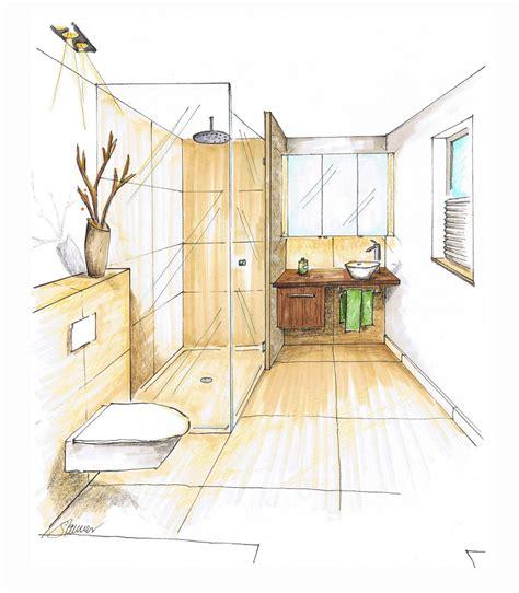 Grundriss Küche Zeichnen by K 252 Che Perspektive Zeichnen K 252 Chen Zeichnen
