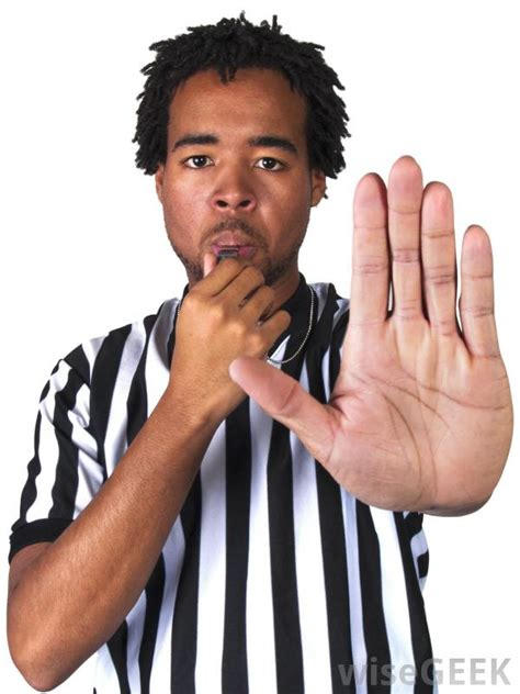 basketball referee  pictures