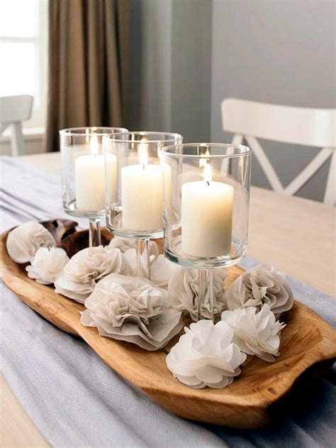 ideas  decorate  christmas table quick easy
