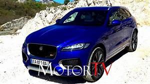Jaguar F Pace Prix Ttc : test drive 2017 jaguar f pace f pace s eng youtube ~ Medecine-chirurgie-esthetiques.com Avis de Voitures
