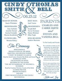 vow renewal ceremony program 30 wedding program design ideas to guide your party guest