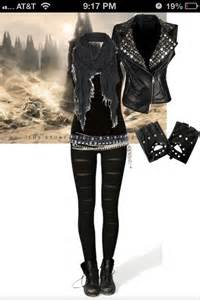 Andy Biersack Outfits