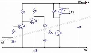 gt circuits gt vcr video detector switch controller circuit With hidden camera detector circuit