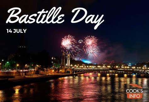 cuisine free bastille day