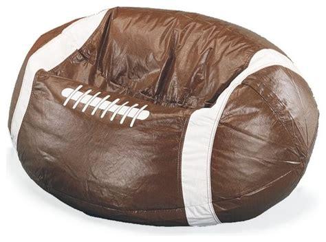 sports vinyl football bean bag bean bag chairs