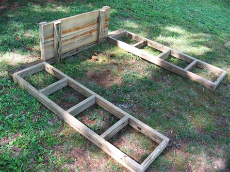build  horseshoe pit  tos diy