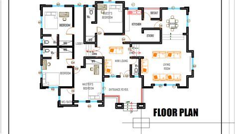 criticize   bedroom bungalow plan properties  nigeria