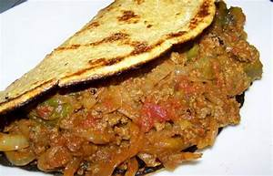 Recette Tacos Mexicain : tacos mexicain 0 tol r recette dukan pl par dudule ~ Farleysfitness.com Idées de Décoration
