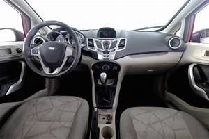 2011 Ford Fiesta Se 57282 Miles Red 4d Hatchback 1 6l I4