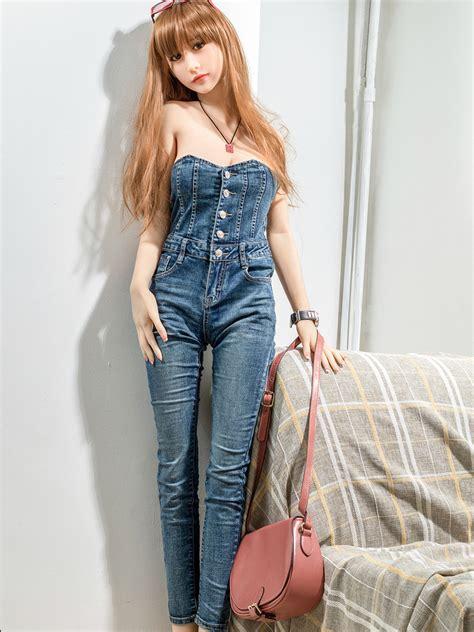 Wm Doll® 165cm Super Sexy Sex Doll Life Size Curvy Teen Girl Love Doll