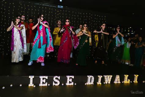 Diwali Lights Up IESE  IESE MBA Blog