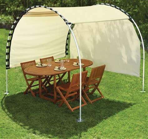 adjustable diy outdoor canopy beesdiycom