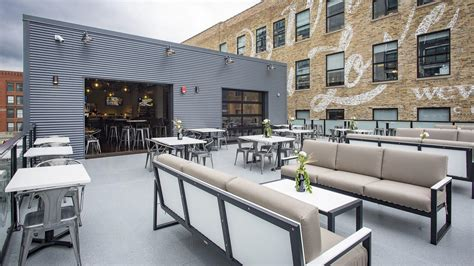 On The Patio by Ballast Point Debuts Rooftop Patio This Weekend In Fulton