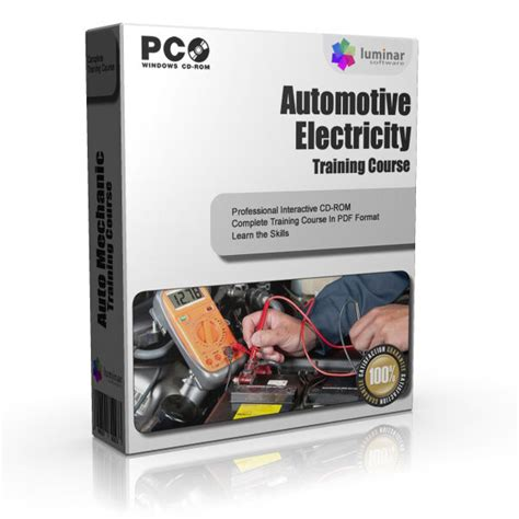car mechanic basic electronics course book rom