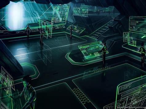 Futuristic Tech Wallpapers High Quality Resolution Desktop
