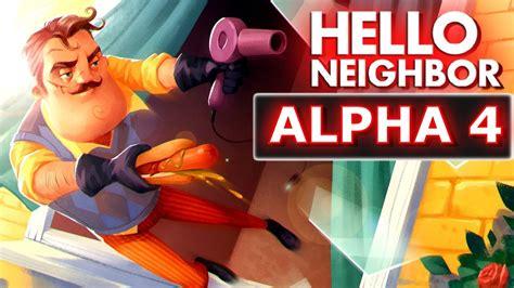 hello neighbor alpha 4 de nouveaux secrets 1