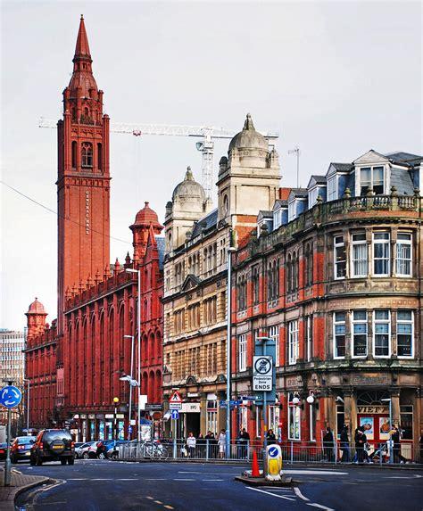 Corporation Street, Birmingham UK   Classic old Birmingham ...