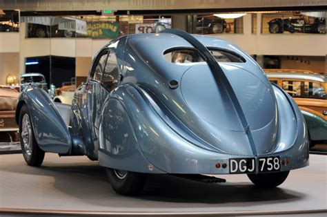 As such, it's hard to pin down what might be the most valuable car in existence. 1936 Bugatti Type 57SC Atlantic   Spicytec