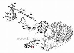 Stihl 029 Fuel Line Diagram