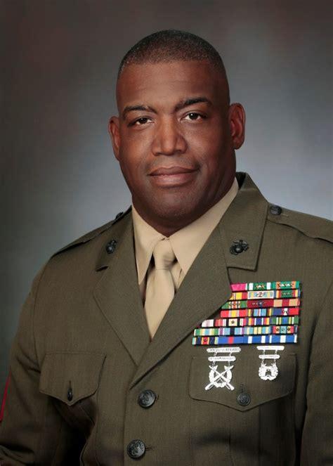master gunnery sergeant lance jones virginia tech corps
