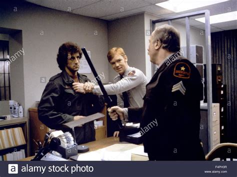 david caruso first blood sylvester stallone and david caruso first blood 1982