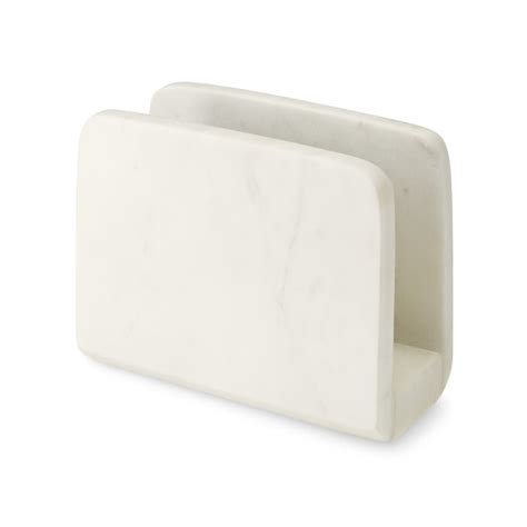 marble napkin holder marble napkin holder williams sonoma 4020