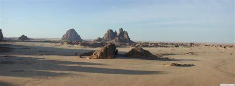 panoramiques deserts du monde