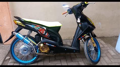 Beat Thailook by Racing Motorcycle Honda Beat Matic Thai Look