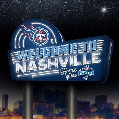 Nfl Draft Nashville Football Announced Oikos Titans