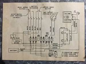 Astatic D 104 Mic Wiring Diagram
