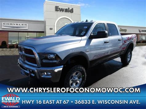 2016 Dodge Power Wagon For Sale