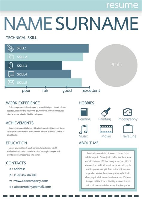 Free Blank Resume Templates by Blank Resume Forms Free Printable Resume Templates