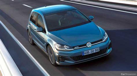 news volkswagens  golf gti    faster hybrid