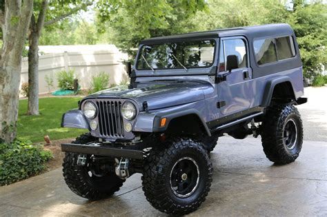 cj8 jeep clean california jeep cj8 scrambler v 8 smog legal 4x4