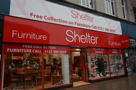 charity donate and upcycle your furniture with shelter